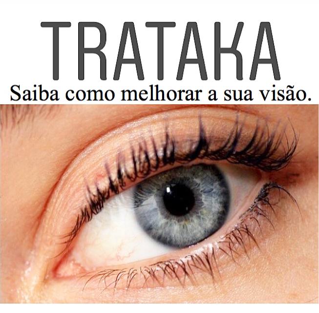 Como melhorar a visão através do Trataka.
