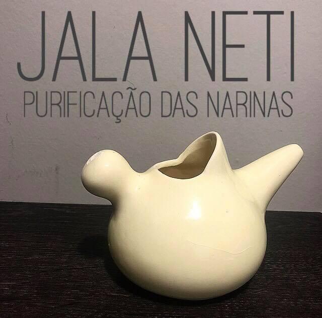 Neti – Purificação das narinas